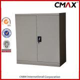 鋼鉄キャビネットの両開きドアの記憶の金属の食器棚Cmax-FC02-007