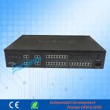 PBX에 있는 Tp832-824 전화 교환기 24 연장 자동식 구내 교환 설비