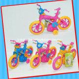Suikergoed van het Stuk speelgoed van de Fiets van Faviate het Plastic Mini