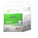 Pañal adulto unisex de Diaposable para el uso de la incontinencia o del hospital