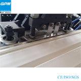 Hohe effiziente PVCweiche Kristallwallboard-Strangpresßling-Zeile