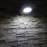 屋外PIRの機密保護64 LEDsの太陽動力を与えられた動きセンサーライト