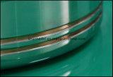 Casseruola vaschetta del materiale composito 5 della piega