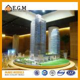 모형을 건설하는 상업적인 건물 모형 또는 소리와 빛 다중 매체 모형 /Project