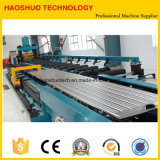 Máquina automática da fabricação da aleta do radiador do transformador