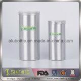 Scatola metallica di alluminio vuota dell'alimento