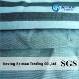 縞デザインの極度の快適な10.5mm 25%Silk 75%の綿織物