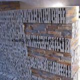 رخيصة جدار [كلدّينغ] أردواز حجارة خط سكة حديد قصير لأنّ عمليّة بيع