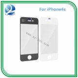 Tela de toque de vidro dianteira exterior da lente para a recolocação do iPhone 4S