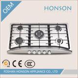 Intervallo di gas della fresa del gas dell'infiammazione automatica dell'acciaio inossidabile HS5818