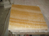 꿀 Yellow Onyx Tile와 Slab
