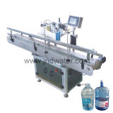De automatische Zelfklevende Machine van de Etikettering van het Document voor Rond Vat