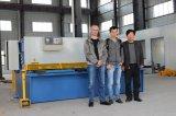 QC11k-8X2500 QC11k 시리즈 CNC 유압 단두대 깎는 기계