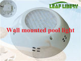 PAR56 18W RGB Tainless Steel Edison 3528 Wall Mounted 252LED Swimming Pool Light
