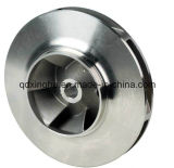 Изготовленный на заказ Casting Hydraulic Pump Part для Water Pump Impeller