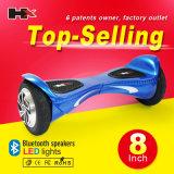 Motorino elettrico di rendimento elevato di Hx UL227 della rotella approvata di Bluetooth 2