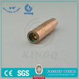 Torcia del saldatore dell'arco di Kingq Panasonic 200 MIG con la punta del contatto