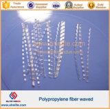 Polypropylen-Faser-Wellen-Formular 50mm