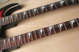 Musique de Hanhai/guitare électrique double collet (6+12 chaînes de caractères)