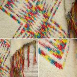 Женщины Striped сделанный по образцу кардиган плащпалаты с рубчиком края