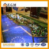 . Grundbesitz-Modell-/Wohngebäude-Modelle/Grundbesitz-Verkaufs-Modell/Modell passen an,/Ausstellung-Modelle