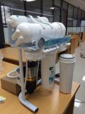 500gpd (79L/H)永続的なフレームおよび圧力計が付いているROシステム