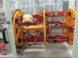 Tipo-c máquina de encalhamento do cabo, USB3.1cable que torce a máquina, máquina do cabo do robô, máquina do cabo, máquina do fio, máquina de encalhamento, equipamento do cabo, Twister da gaiola