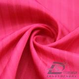 Água & da forma do revestimento tela 100% Cationic tecida do filamento do fio do poliéster do jacquard da manta para baixo revestimento Vento-Resistente (X017)