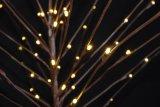 10m 요전같은 크리스마스 나무 훈장 당 LED 끈 빛