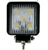 15W Square LED Work Light voor Jeep Offroad