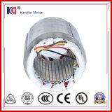 Moteur à courant alternatif triphasé d'inductance électrique série