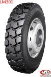 Long pneu de camion d'usine de mars, pneu de TBR, pneu de camion (LM301)