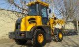 Lader van het Wiel van 1.8 Ton de Moderne Landbouw (HQ918) met Ce