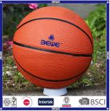 Baloncesto promocional barato del caucho 7#