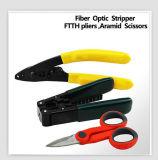Estrattore ottico della fibra, forbici ottiche di Kevlar della fibra, estrattore della fibra del Miller