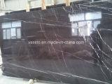 Mattonelle di pavimentazione di marmo grige Polished di Shakespear di prezzo modico