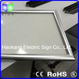 Caixa leve curvada do diodo emissor de luz do frame da pressão do alumínio que anuncia o painel de indicador