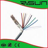 Câble LAN Multi de câble de signal d'incendie de faisceau de garantie de qualité