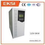 inversor solar de 110V 8kw para o sistema de energia solar