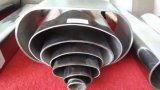Pipe Shaped spéciale soudée d'acier inoxydable