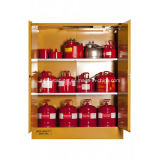 Cabina de almacenaje de la seguridad de Westco 350L para Flammables y los combustibles