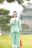Kleding van de Prestaties van de Chi van Wudang Tai van het taoïsme de Comfortabele Ontspannen
