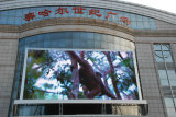 Pas Affected Any Weather, Waterproof de SMD Full Color Outdoor DEL Advertizing Display