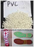 De maagdelijke Hars van pvc, Plastic Materiaal