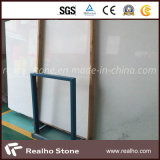 床/壁のための水晶白い大理石の石造りの平板