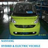 Automobile elettrica del trasporto di Hybird all'interno di 2 sedi