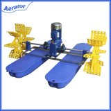 Garnele Pond Machine 1HP 0.75kw Paddlewheel Aerator