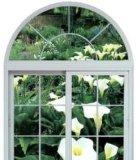 Neues ausgezeichnetes großes schiebendes Aluminiumfenster