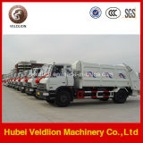 8m3, 8cbm, 8 Cubic Meter Compactor Garbage Truck