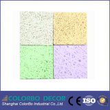 Wood Eco-Friendly Cement Acoustic Panel para Office Decoration